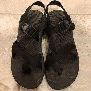 Black Chacos Size 10